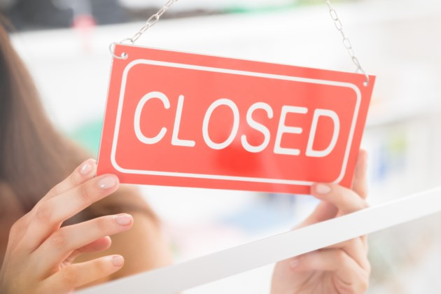 122818-closed-business closure-what's open what's closed-AdobeStock_100210279