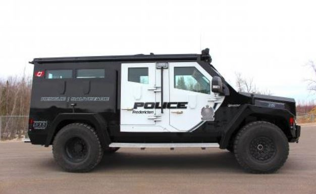 North end councillor explains vote against armoured police vehicle