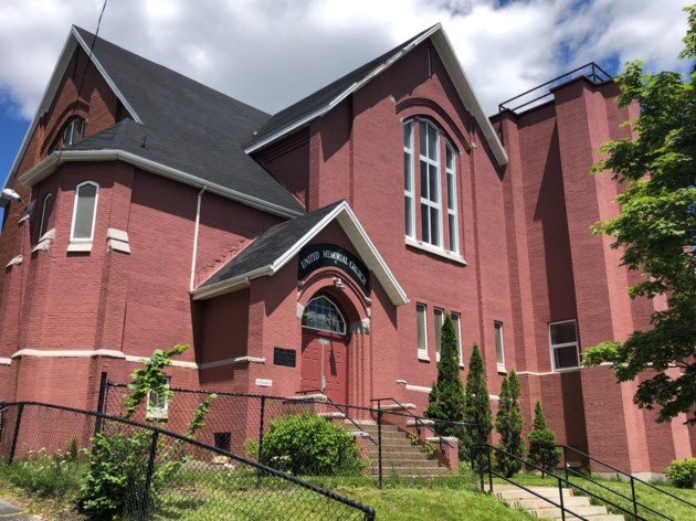 'It's part of our story' : Historic Halifax church named one of Canada's most endangered buildings (2 photos)