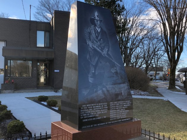 'Astonishing he even survived:' The story of firefighter Billy Wells in the Halifax Explosion