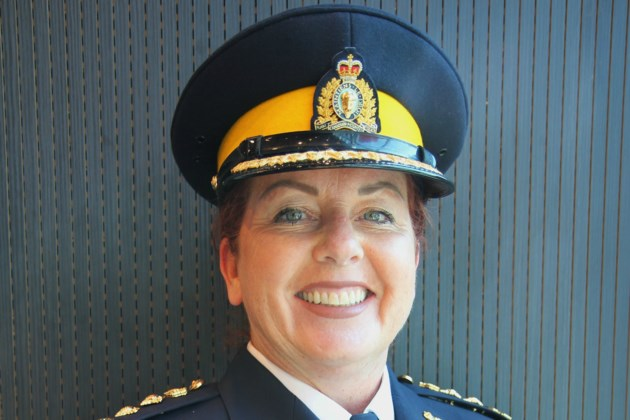 Halifax District RCMP welcome new Officer-in-Charge