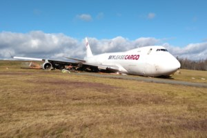 Halifax airport operations normalize after Boeing 747 runway overshoot