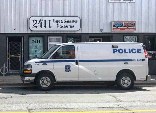 police instagram
