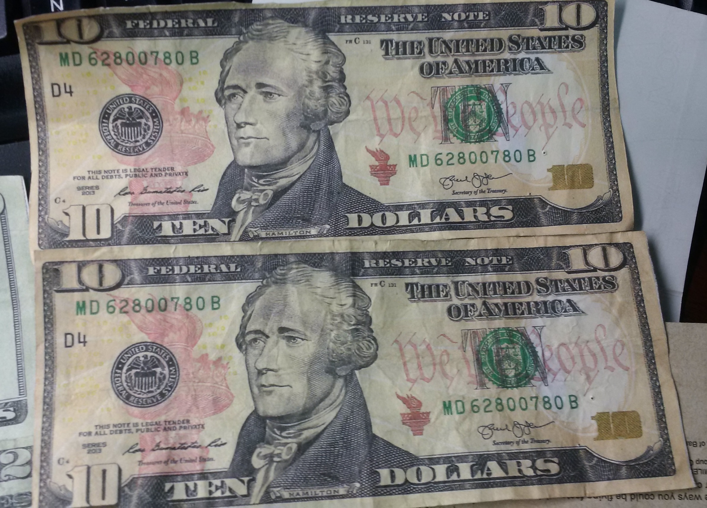 Serial Number Lookup Money