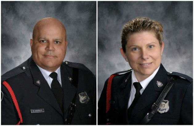 fredericton police-Robb Costello -Sara Burns