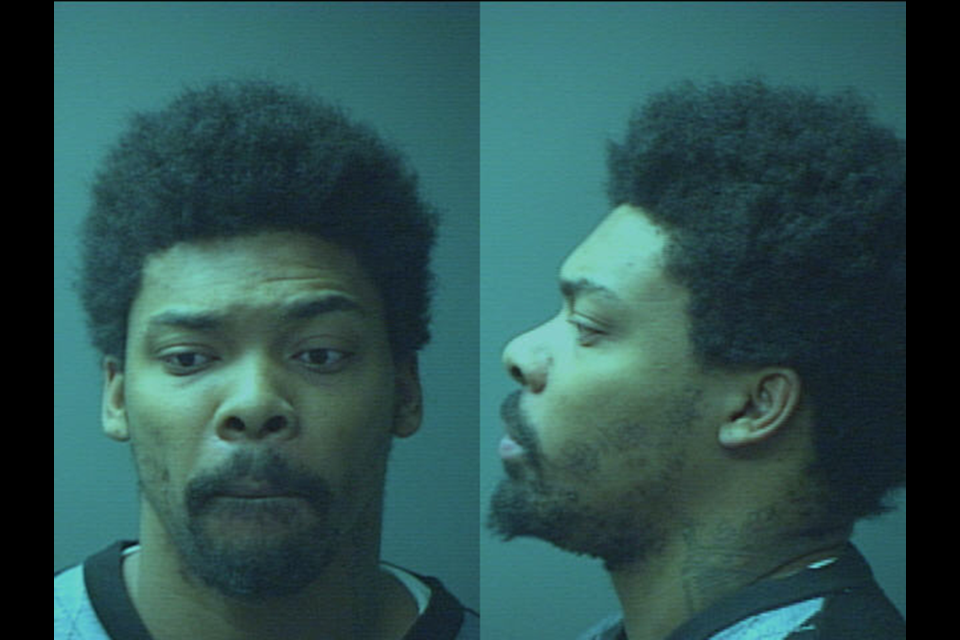 Jamal Morris (Photo courtesy of Hamilton Police Service)