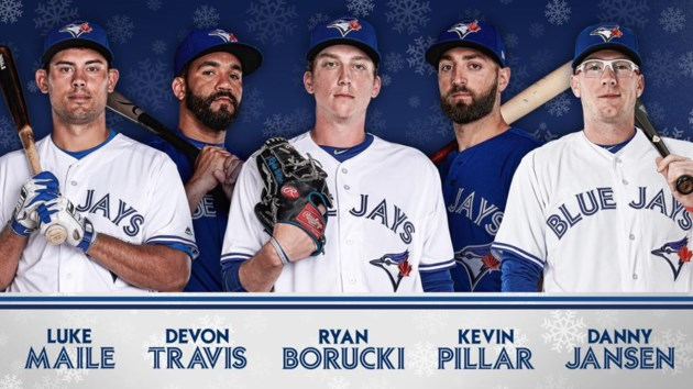 Online lottery for Blue Jays Winter Tour autograph session opens Tuesday