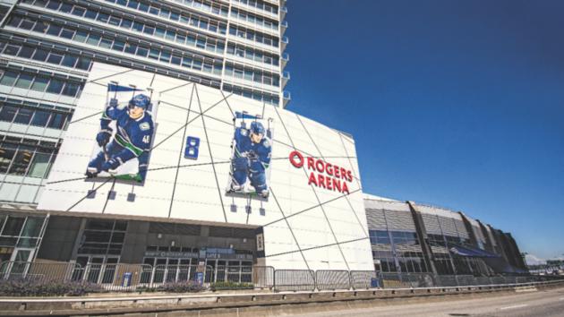 rogers-arena