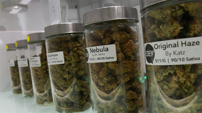 Greater Sudbury is hogging all the legal weed in Northern Ontario. Both stores allocated for Northern Ontario will open in the city sometime next month. (Rob Kruyt / KamloopsMatters)