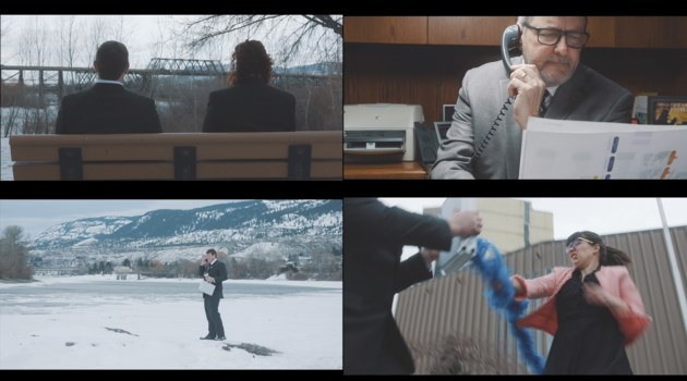 Short spy film made by Joy Factory features mayor, Kamloops (and it's hilarious)