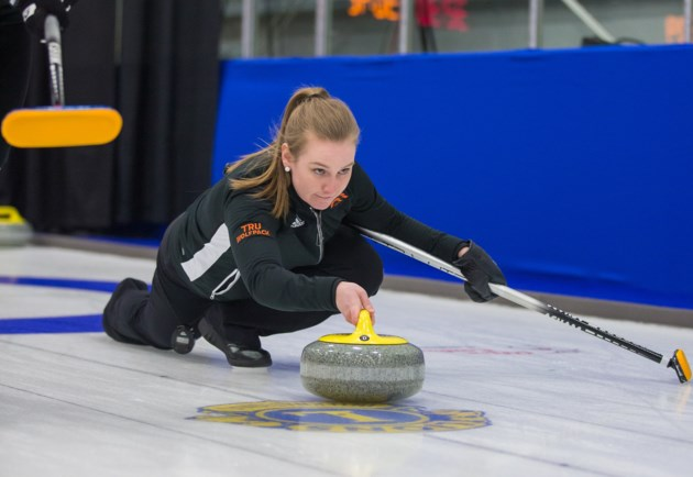 Corryn Brown TRU Curling