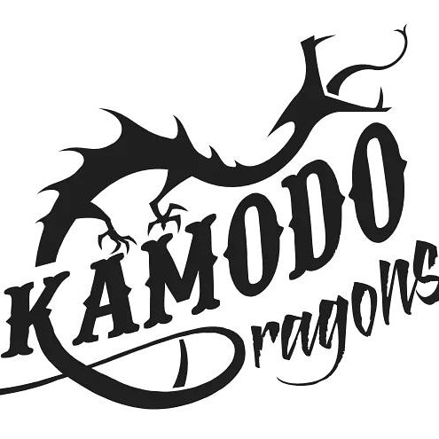 Kamodo Dragons logo