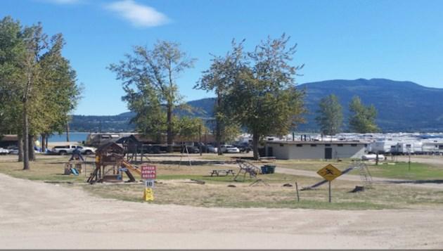 Sandy Point Campground