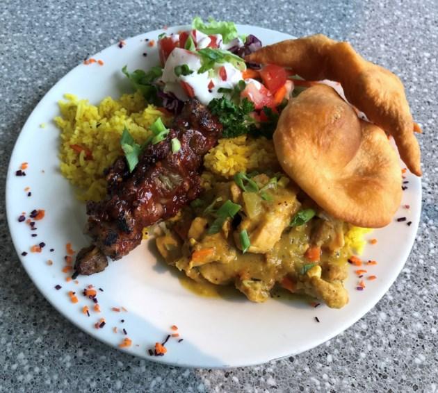 jamaican kitchen lunch special - Jamaican Kitchen