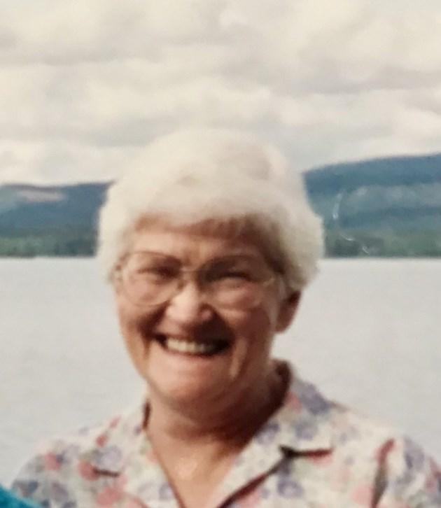 Hoopfer, Bernice