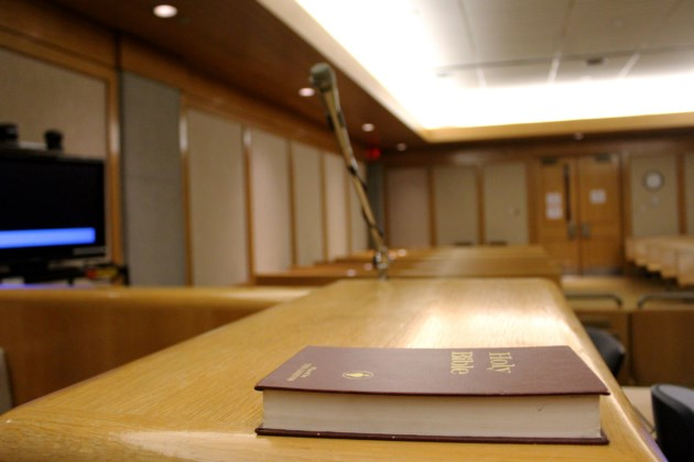 Witness Stand (bible)