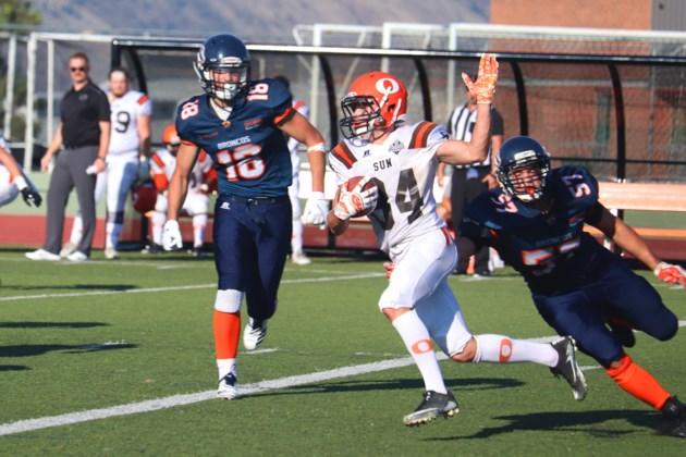 Kamloops Broncos vs Okanagan Sun