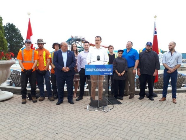 Ford government to do safety blitz for young workers in Waterloo Region