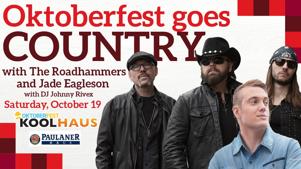 The Roadhammers to play 'Oktoberfest Goes Country'