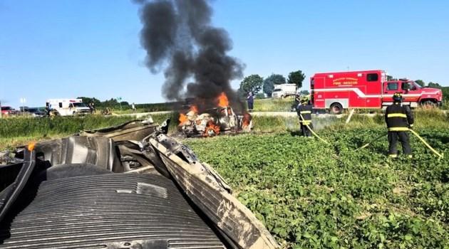 Mapleton crash