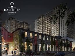 Elegant Gaslight District