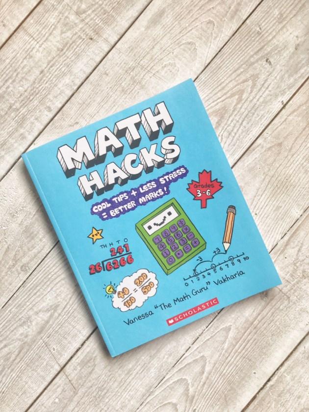 Math Hacks - Book photo