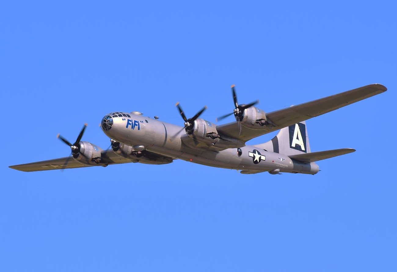 one of only two in the world, second world war bomber coming to