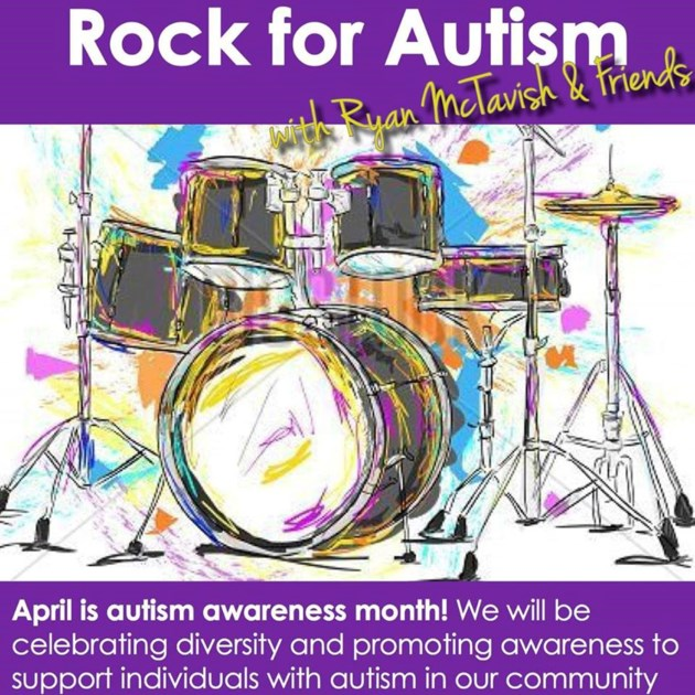 Rock for Autism raising money for local charity