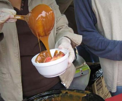 Wellesley Apple Butter Cheese Festival