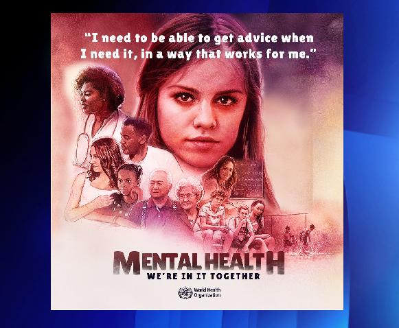 Mental Health week is here
