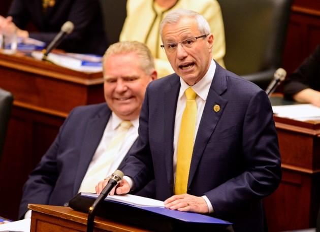 2019 Ontario budget
