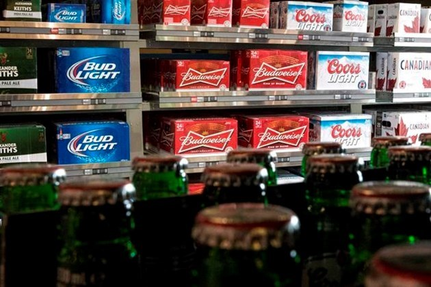Ford government cancels Beer Store contract