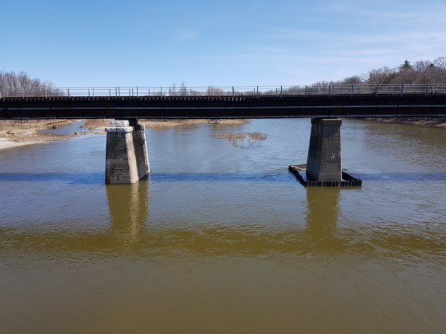 Grand River Flow >> No Significant Flooding Expected But Grca Warning Of Higher River