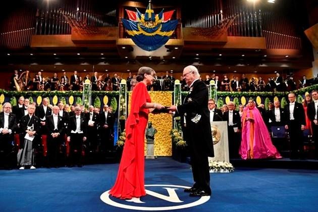 Nobel Prize winner Donna Strickland to speak at event next week