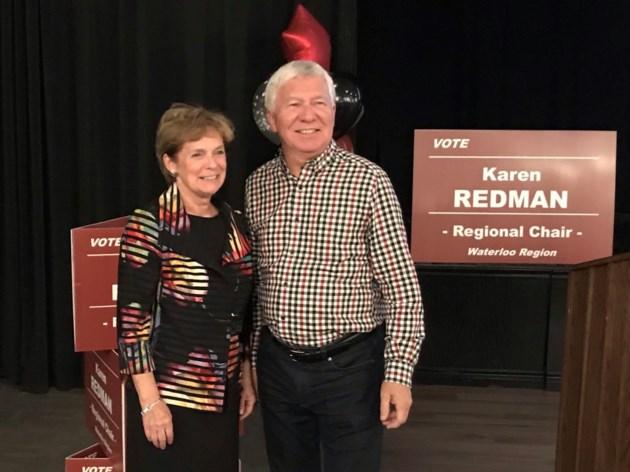 Redman with Zehr