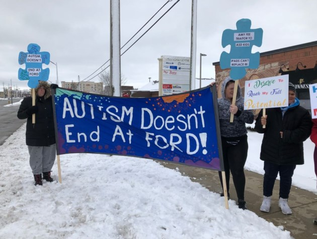 Ford government to make autism program announcement Monday