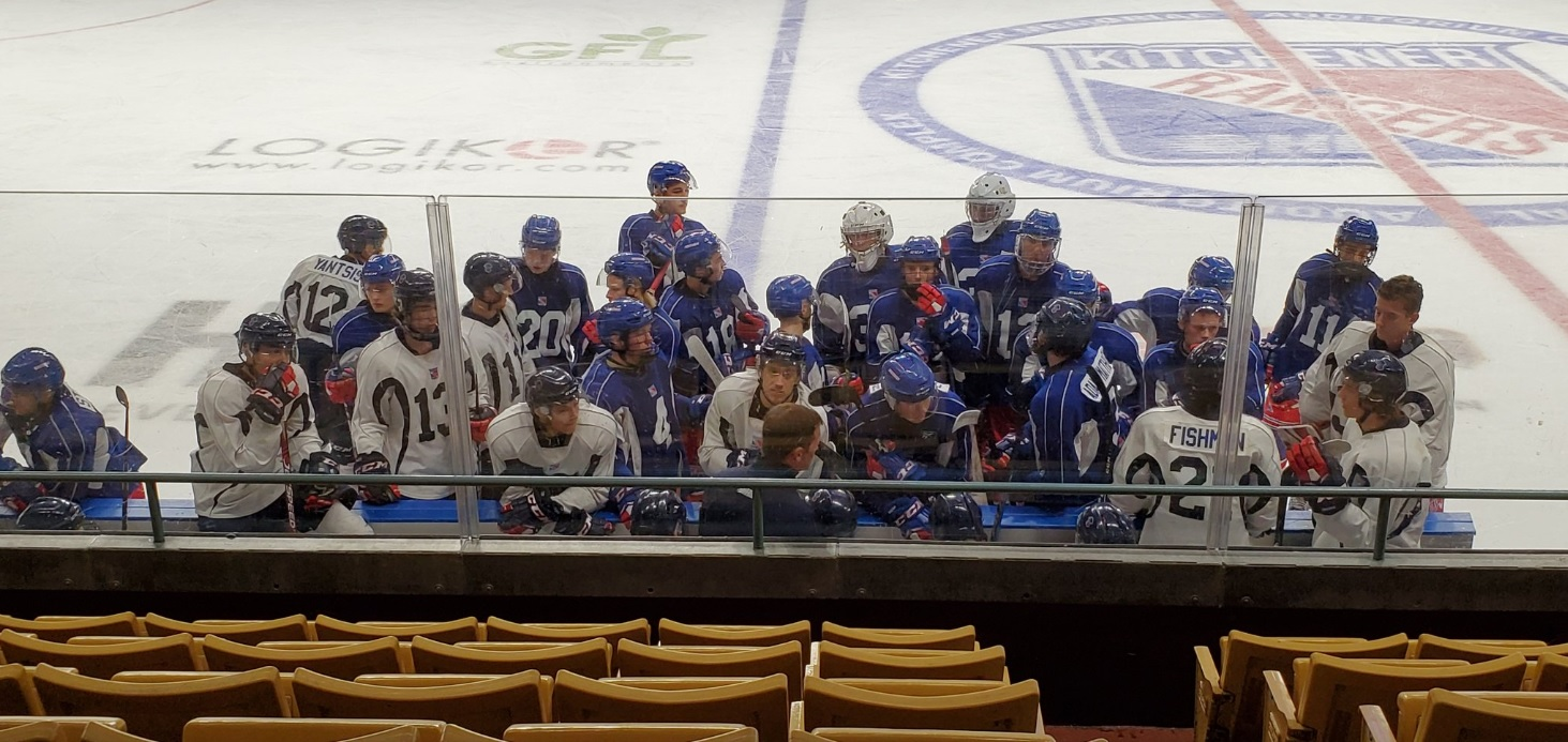 Kitchener Rangers trim roster down to 23 players