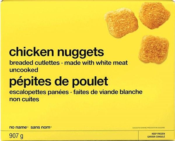 Loblaw Recalls Chicken Nuggets Chicken Fries Due To Possible