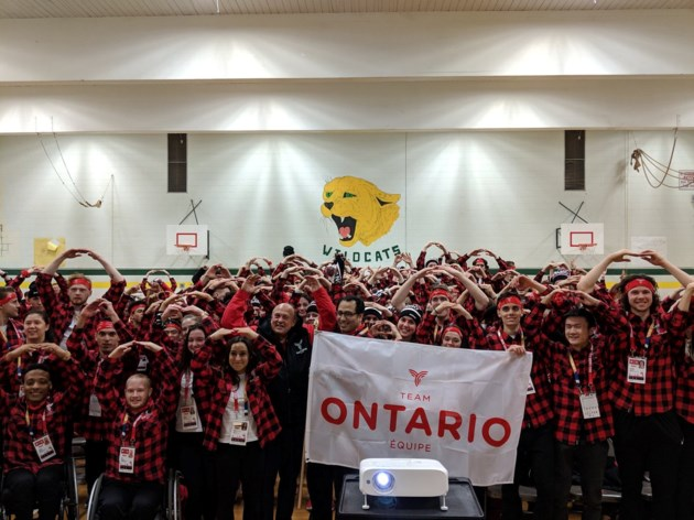 Canada Winter Games Team Ontario