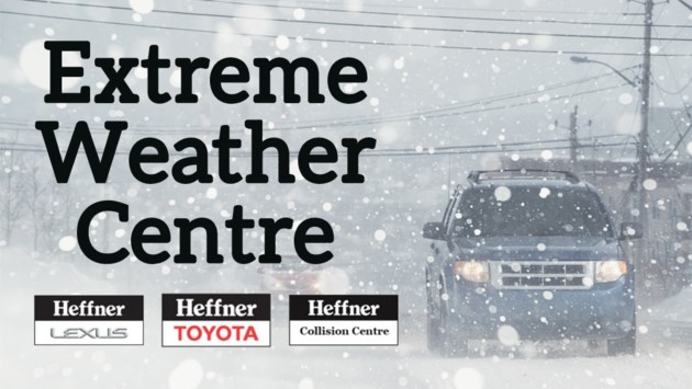 Extreme Weather Centre Heffner