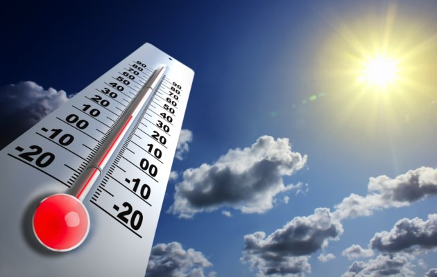 Summer heat wave settles in over parts of southern British Columbia