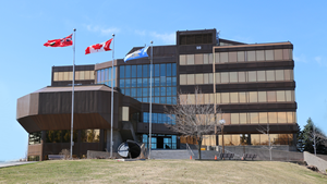 <b>REPLAY:</b> Canada 150 flag raising