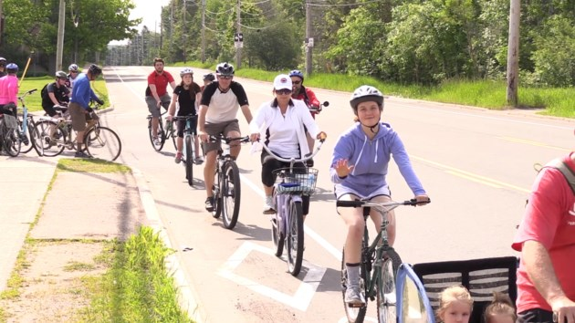 Province announces huge funding boost to cycling infrastructure