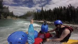 Connor's Cross Canada Adventure: Kananaskis River