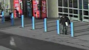 VIDEO: Do you recognize this person?