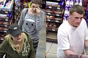 VIDEO: Do you recognize any of these people?