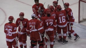 VIDEO: Hounds headed to round two