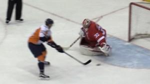 VIDEO: Firebirds burn Hounds in third, win in shootout