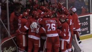 VIDEO: Senyshyn scores three in overtime win