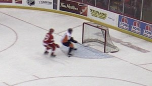 VIDEO: Firebirds even series with Greyhounds